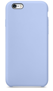 Клип-кейс iLike Silicon Case для iPhone 6 / 6s - Lilac (Васильковый)