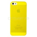Накладка Ultra для iPhone 5 / 5S / SE - Yellow