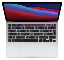 Ноутбук Apple MacBook Pro 13 (M1, 2020) Silver Z11F00030 RUS