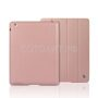 Чехол JisonCase Premium Leather Case для iPad Air - Розовый