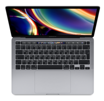Ноутбук Apple MacBook Pro 13 with Retina True Tone (Mid 2020) - Space Gray MXK32RU/A