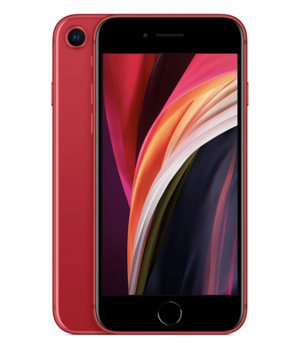 Apple iPhone SE (2020) 128GB Red A2275 MXCY2