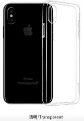 Силиконовый чехол HOCO Light series TPU для iPhone Xs Max - Transparent