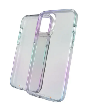 Ударопрочный чехол Mophie Crystal Palace для iPhone 12 mini - Iridescent