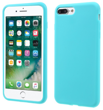 Силиконовый чехол iLike TPU Silicone Case для iPhone 7/8 Plus - Aquamarine