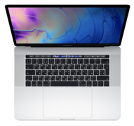 Ноутбук Apple MacBook Pro 15 with Retina display and Touch Bar (Mid 2019) - Silver MV932RU/A