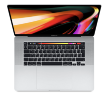 Ноутбук Apple MacBook Pro 16 with Touch Bar (Mid 2019) - Silver MVVL2RU/A