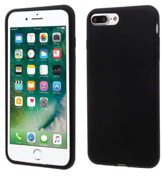 Силиконовый чехол iLike TPU Silicone Case для iPhone 7/8 Plus - Black