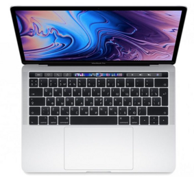 Ноутбук Apple MacBook Pro 15 with Touch Bar - Silver MPTU2RU/A