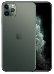 Apple iPhone 11 Pro Max 64GB Midnight Green (Тёмно-зелёный) A2218