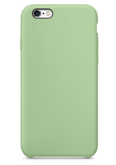 Клип-кейс iLike Silicon Case для iPhone 6 / 6s - Mint (Мятный)