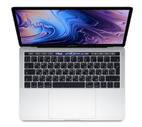 Ноутбук Apple MacBook Pro 13 with Touch Bar (Mid 2019) - Silver MV992RU/A