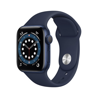 Apple Watch Series 6 GPS 40mm Aluminum Case with Sport Band Deep Navy MG143