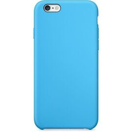 Клип-кейс iLike Silicon Case для iPhone 6 / 6s - Blue (Голубой)