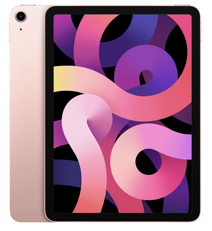 Apple iPad Air (2020) 64GB Wi-Fi Rose Gold (Розовое золото) MYFP2RU/A