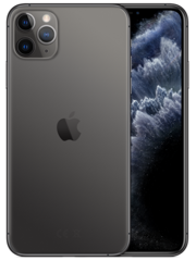 Apple iPhone 11 Pro Max 256GB Space Gray (Серый космос) A2161