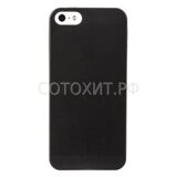 Накладка Ultra для iPhone 5 / 5S / SE - Black