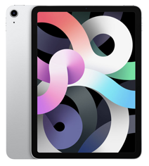 Apple iPad Air (2020) 256GB Wi-Fi Silver (Серебристый) MYFW2RU/A