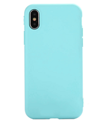 Силиконовый чехол iLike TPU Silicone Case для iPhone Xr - Tiffany