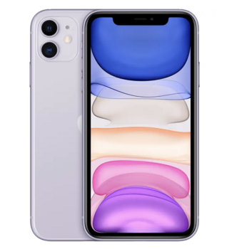Apple iPhone 11 128GB Purple (Фиолетовый) MHDM3RU/A SlimBox