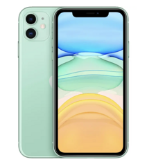 Смартфон Apple iPhone 11 64GB Green (Зелёный) MHDG3RU/A SlimBox