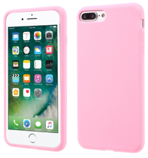 Силиконовый чехол iLike TPU Silicone Case для iPhone 7/8 Plus - Pink