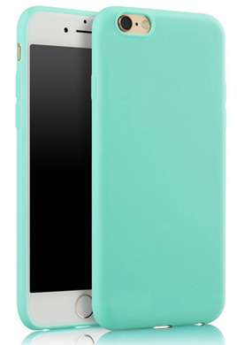 Силиконовый чехол iLike TPU Silicone Case для iPhone 7 / 8 - Aquamarine
