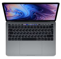 Ноутбук Apple MacBook Pro 13 with Touch Bar (Mid 2019) - Space Gray MV972RU/A