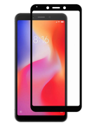 Защитное стекло SlimGlass 3D Full Screen для Xiaomi Redmi 6 / 6A - Black