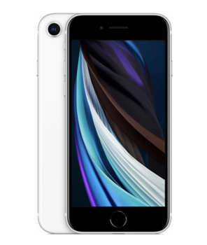 Смартфон Apple iPhone SE (2020) 128GB White A2296