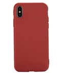 Силиконовый чехол iLike TPU Silicone Case для iPhone Xs Max - Brown