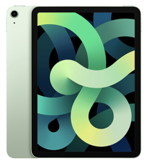 Apple iPad Air (2020) 64GB Wi-Fi + Cellular Green (Зеленый) MYH12RU/A