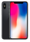 Apple iPhone X 256GB Space Gray MQAF2RU/A