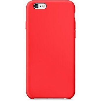 Клип-кейс iLike Silicon Case для iPhone 6 / 6s - Red (Красный)